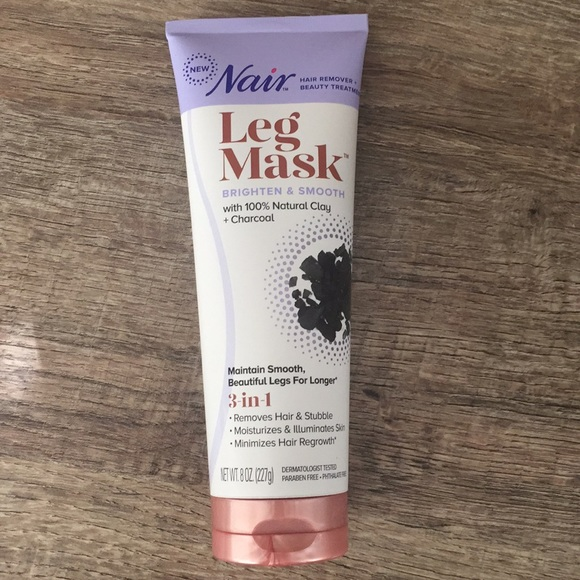 Accessories New Nair Leg Mask Charcoal Poshmark